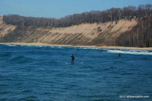 Surfers in Frankfort