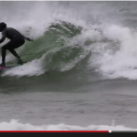 Gradn Haven Surfer during Halloween Storm 2014