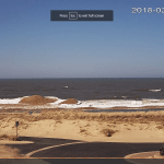 Lake Michigan Webcam in Benton Harbor Jean Klock Beach