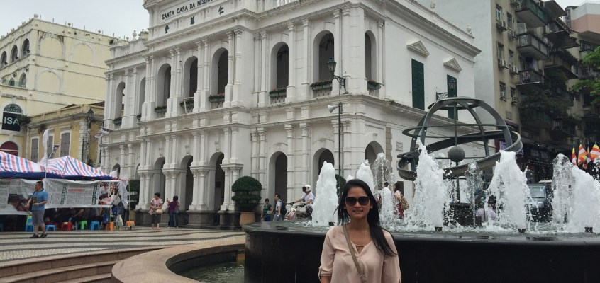 Day Trip in Macau