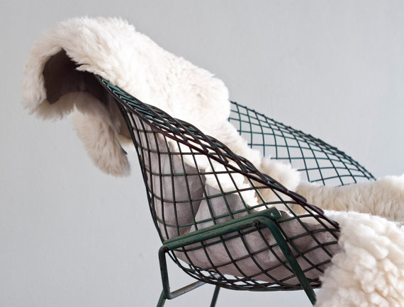 mid century modern wire chair classic event covers icons of design the bertoia diamond henry