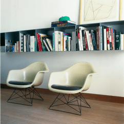 Mid Century Modern Plastic Chairs Computer Chair Carpet The 10 Best Eames Molded Eiffel Base
