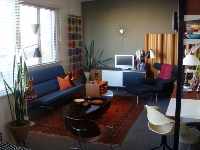 eames sofa compact sleeper high quality mattress review baci living room