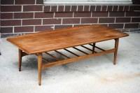 Restored: Bassett Mid-Century Modern Coffee Table | mid ...