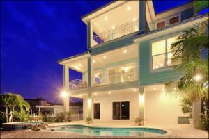mid century modern home tampa