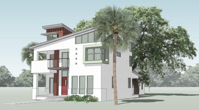 Visionaries to Build Neo-Mid-Century Modern Masterpiece in Riverside Heights