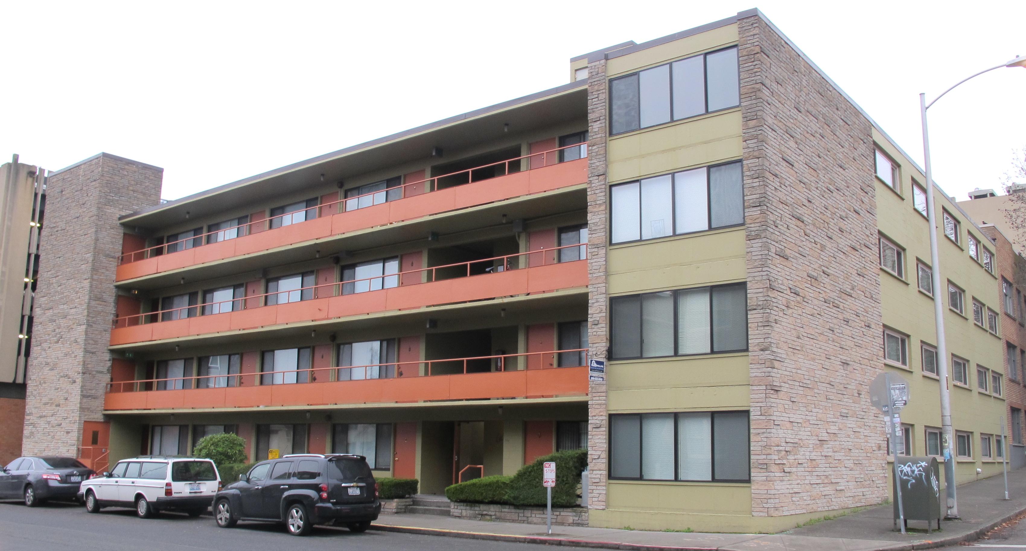 La Mirada Apartments, Seattle, WA