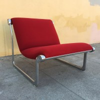 Knoll Lounge Chair Model 2011- SOLD - midcenturysanjose