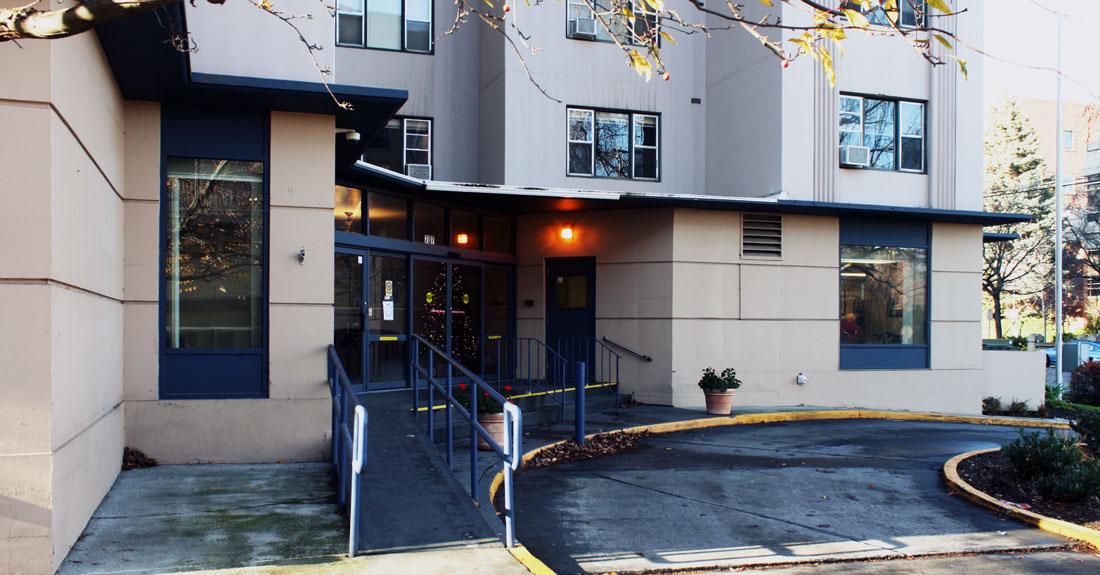 CooperGeorge Apartments  MidCentury Spokane