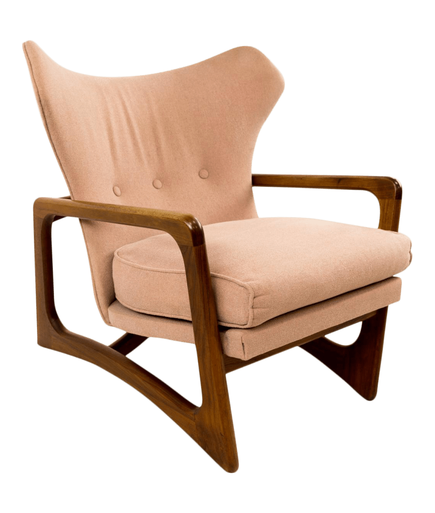 adrian pearsall chair folding covers bulk 2466 c wingback lounge