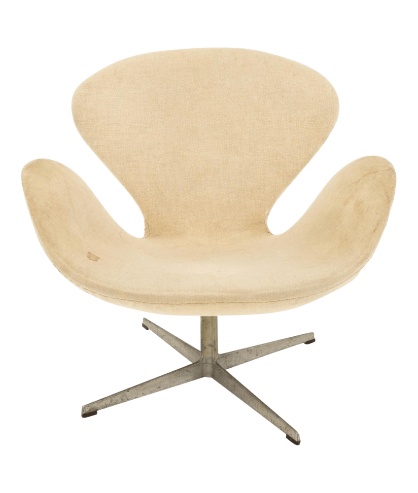 Fritz Hansen Chairs Early Arne Jacobsen For Fritz Hansen Swan Chair