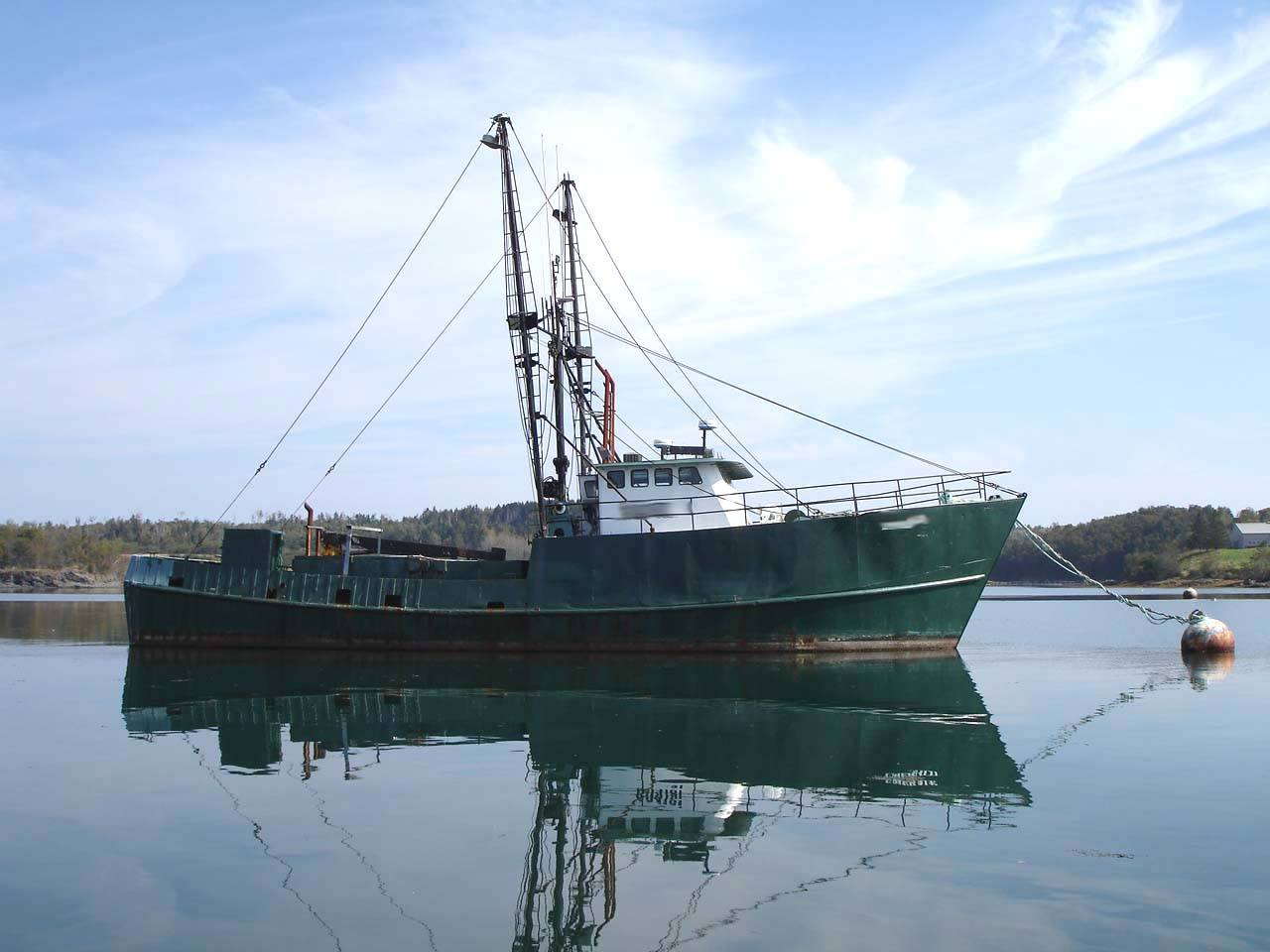 Midcoast Yacht Amp Ship Brokerage Downeast Lobster Boats