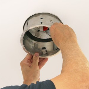 Part 5: Choosing Recessed Lighting and Finishing a Ceiling