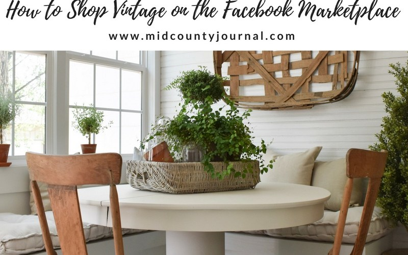 How to Shop Vintage on the Facebook Marketplace