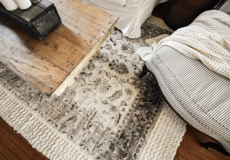 New Vintage Inspired Rugs