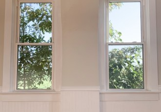 Farmhouse Living Room Paint Reveal