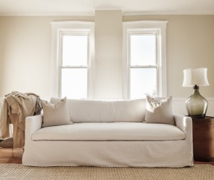 Our New Amelia Sofa from Sixpenny