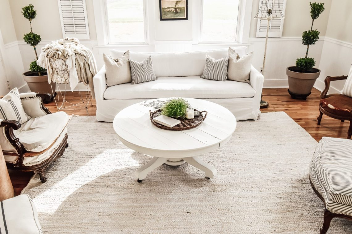 New Favorite Farmhouse Jute and Sisal Rug