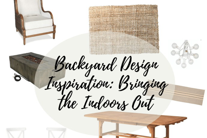 Inspiration for Creating Outdoor Living Spaces