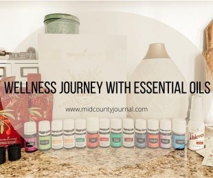 Wellness Journey with Essential Oils