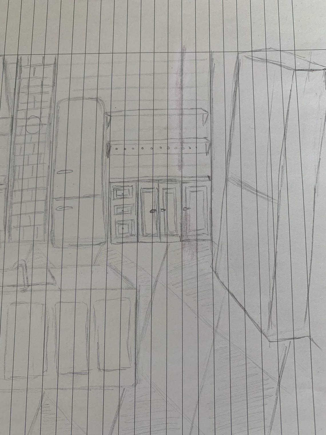 Our Farmhouse Kitchen Design Plan
