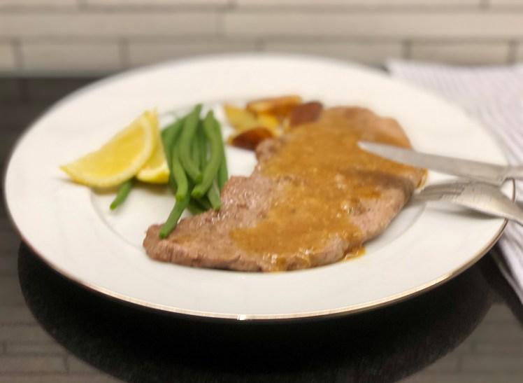 Recept scalloppine al limone kalvschnitzel med citron