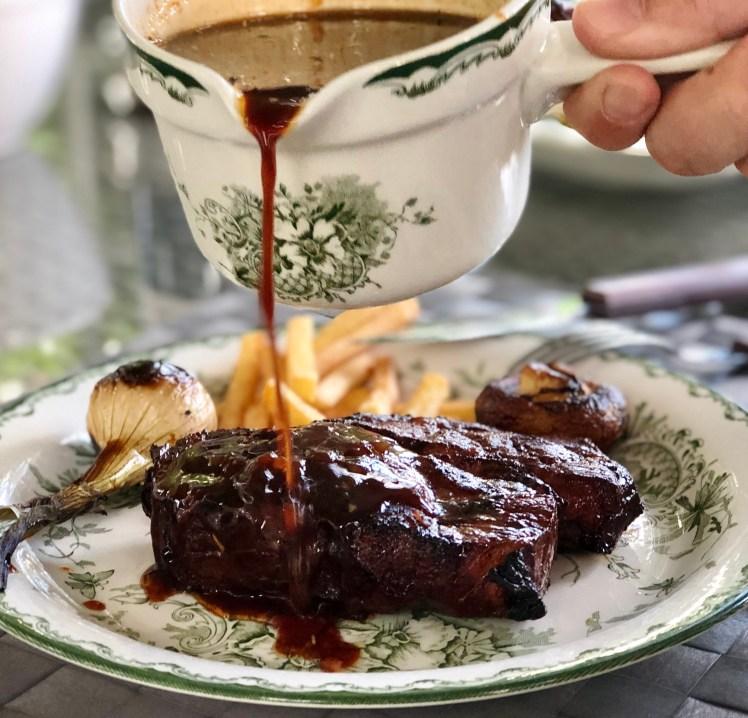 Recept grillsås barbecuesås bbqsås barbequesås