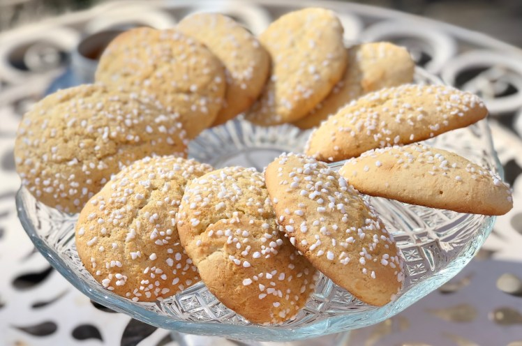 Recept mandelkubbar bittermandel mandelkubb original klassisk små mandelkubbar