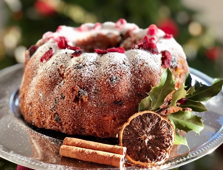 Engelsk fruktkaka recept jul