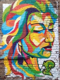 Murals in Spanish Pilsen