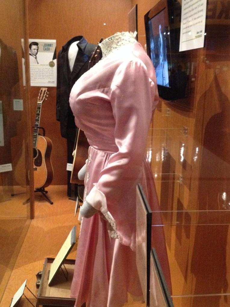 Dolly Parton's... dress