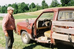 Old Ford still kicking