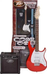 Peavey Raptor Backstage II Electric Guitar and Amp Value Pack Review