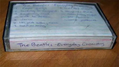 the-beatles-never-broke-up-everyday-chemistry-cassette