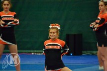 Cheerleading State Competition