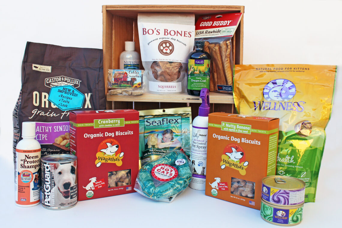 pet supplies middlebury food