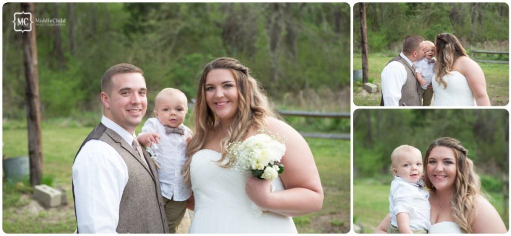 Thompson Farm Wedding