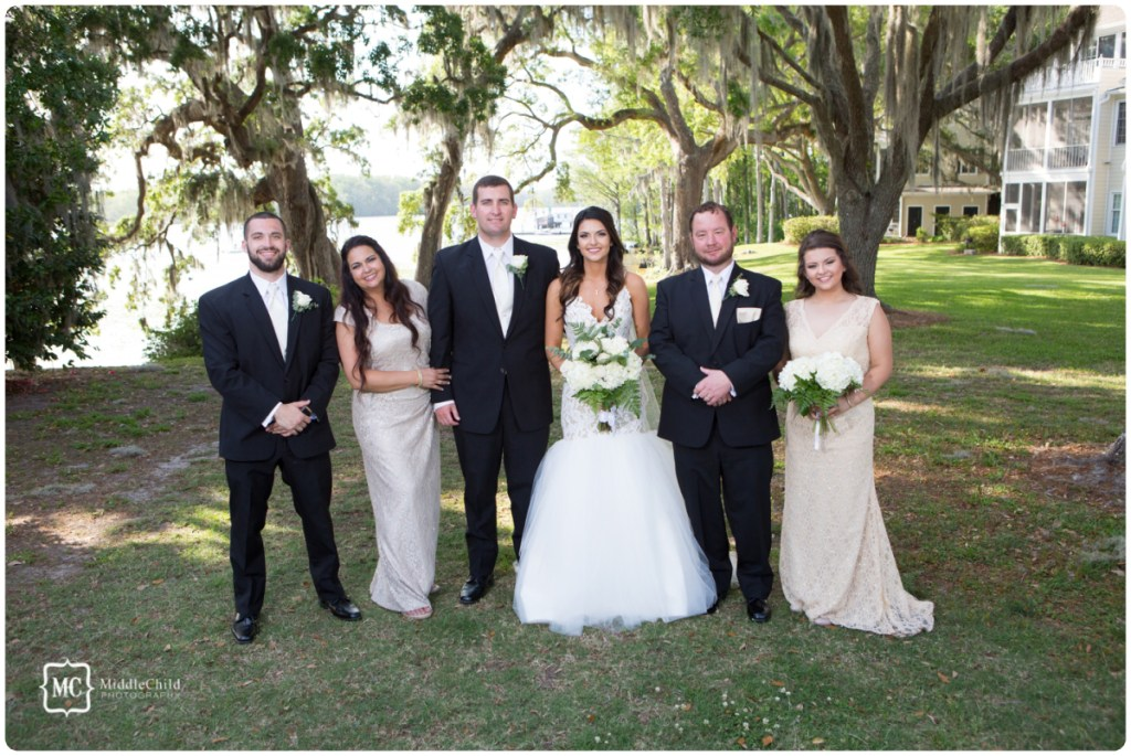 Wachesaw Plantation Wedding