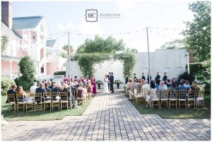 beaufort inn wedding