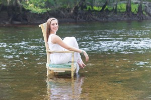 garden city Senior Photography