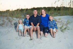 beach portrait north myrtle beach