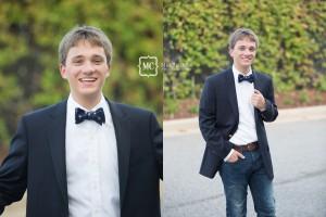 male senior portrait photos