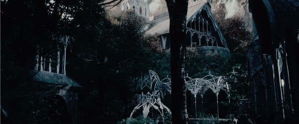 Elves and Art Nouveau Architectures of Middle earth