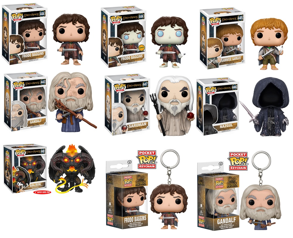 Image result for funko pop lord of the rings