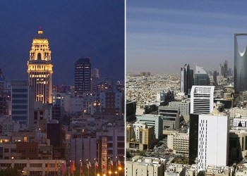 Saudi Arabia v Iran: What's behind bitter feud between Middle Eastern powers? Tehran, Iran (L), Riyadh, Saudi Arabia (R) © Reuters