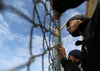 Egypt opens border with gaza for the firsst time in 2018./REUTERS