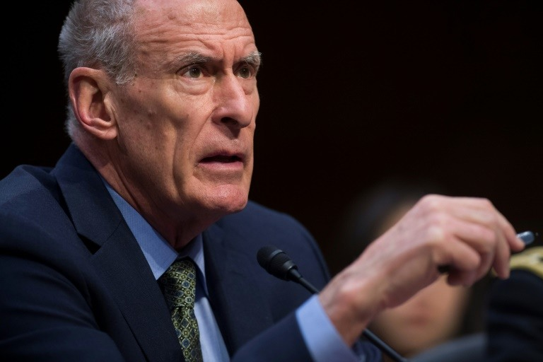 Militant groups based in Pakistan use their safe haven to conduct attacks in India and Afghanistan, and US interests in those countries, US Director of National Intelligence Dan Coats told a Senate panel. AFP / SAUL LOEB