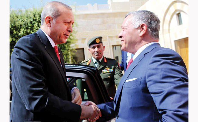Jordan Halts Free Trade Accord With Turkey Amid Increasing