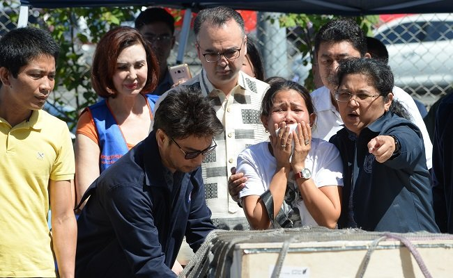 The Lebanese couple who killed their Filipino maid in Kuwait were sentenced to death in absentia on Sunday. (AFP)