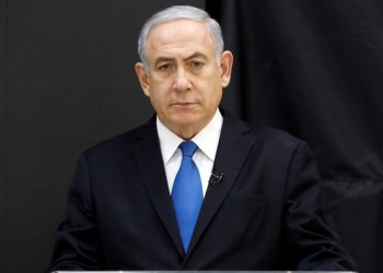 """Benjamin Netanyahu says Israel has """"new and conclusive"""" proof of a """"secret"""" Iranian nuclear weapons programme. (REUTERS)"""